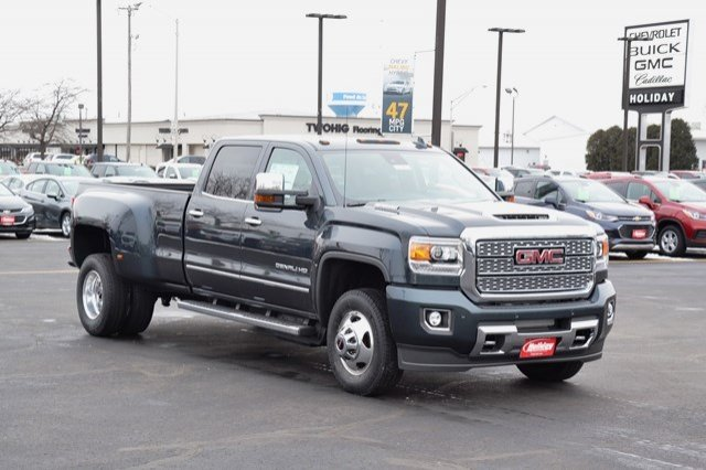 2018 Sierra 3500 Crew Cab 4x4 Pickup #18G509 - photo 8