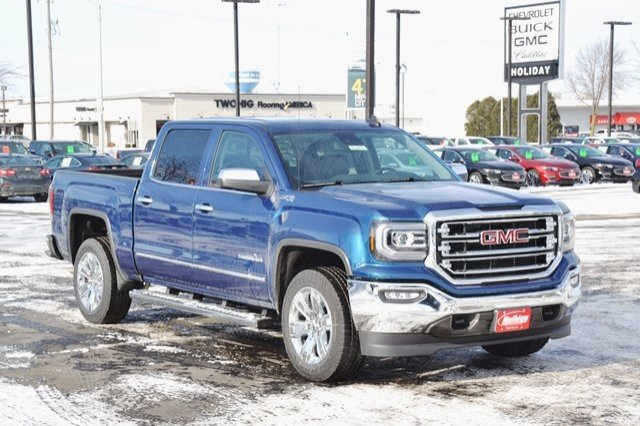 2018 Sierra 1500 Crew Cab 4x4 Pickup #18G540 - photo 8