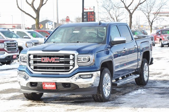 2018 Sierra 1500 Crew Cab 4x4 Pickup #18G540 - photo 3