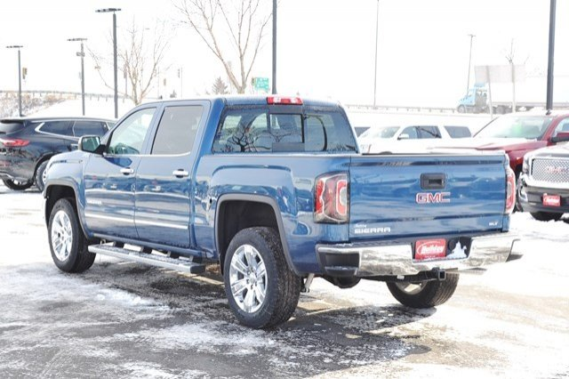 2018 Sierra 1500 Crew Cab 4x4 Pickup #18G540 - photo 2
