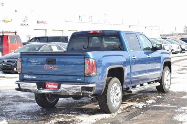 2018 Sierra 1500 Crew Cab 4x4 Pickup #18G540 - photo 6