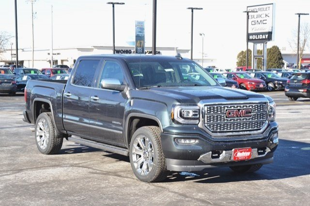 2018 Sierra 1500 Crew Cab 4x4 Pickup #18G546 - photo 8