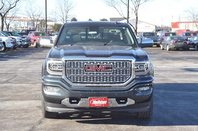 2018 Sierra 1500 Crew Cab 4x4 Pickup #18G546 - photo 9