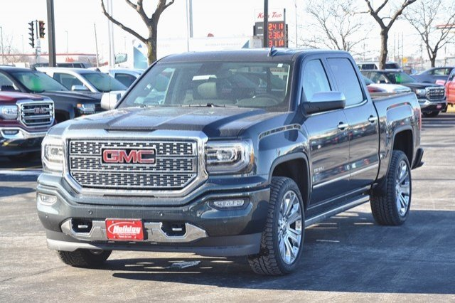 2018 Sierra 1500 Crew Cab 4x4 Pickup #18G546 - photo 3