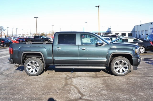 2018 Sierra 1500 Crew Cab 4x4 Pickup #18G546 - photo 7