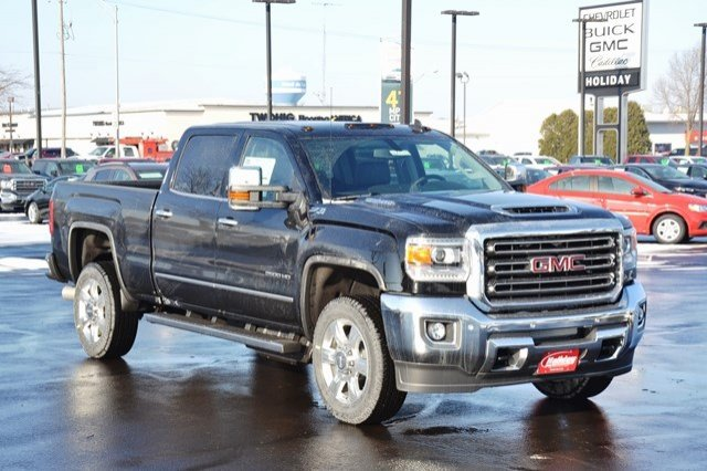 2018 Sierra 2500 Crew Cab 4x4 Pickup #18G574 - photo 8