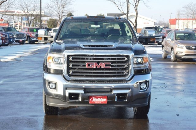 2018 Sierra 2500 Crew Cab 4x4 Pickup #18G574 - photo 9