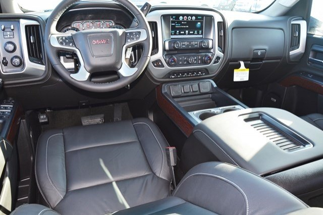 2018 Sierra 2500 Crew Cab 4x4 Pickup #18G574 - photo 18