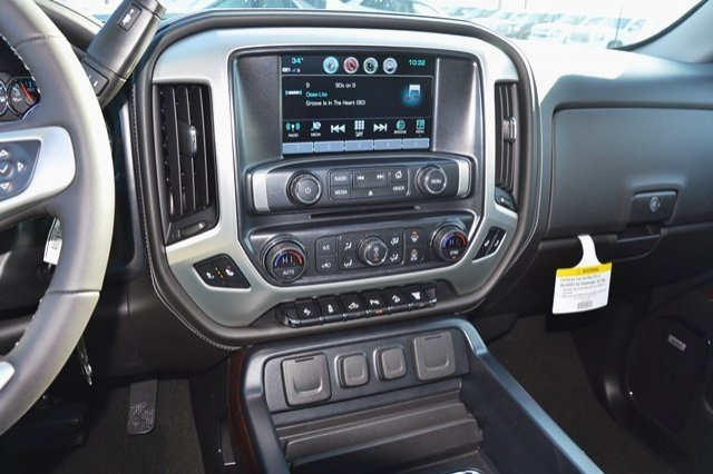 2018 Sierra 2500 Crew Cab 4x4 Pickup #18G574 - photo 23
