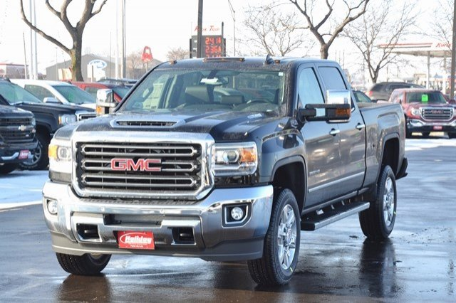 2018 Sierra 2500 Crew Cab 4x4 Pickup #18G574 - photo 3