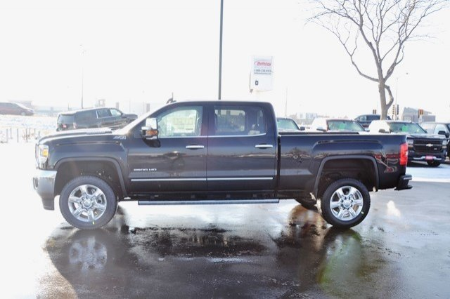 2018 Sierra 2500 Crew Cab 4x4 Pickup #18G574 - photo 4