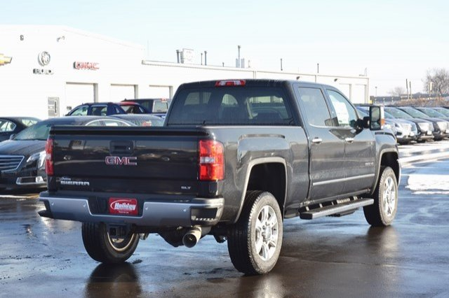 2018 Sierra 2500 Crew Cab 4x4 Pickup #18G574 - photo 6