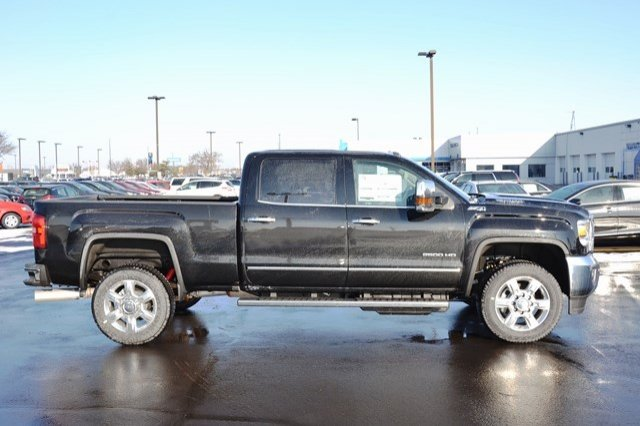 2018 Sierra 2500 Crew Cab 4x4 Pickup #18G574 - photo 7