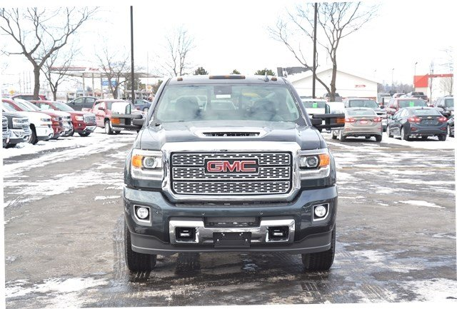 2018 Sierra 2500 Crew Cab 4x4 Pickup #18G611 - photo 9
