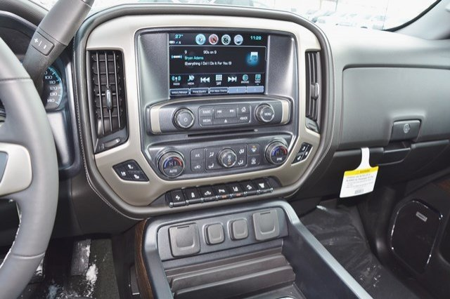 2018 Sierra 2500 Crew Cab 4x4 Pickup #18G611 - photo 24