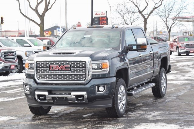 2018 Sierra 2500 Crew Cab 4x4, Pickup #18G611 - photo 3