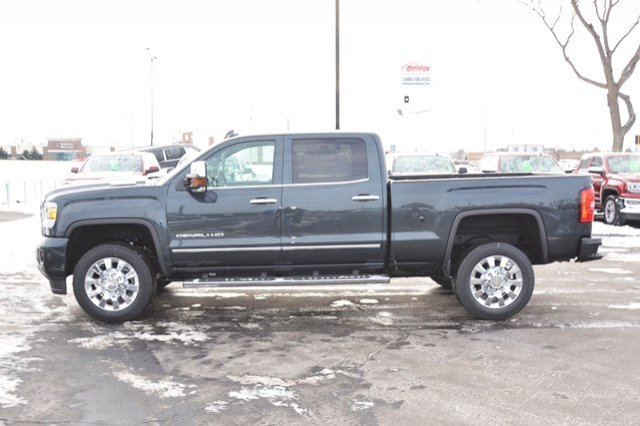 2018 Sierra 2500 Crew Cab 4x4 Pickup #18G611 - photo 4
