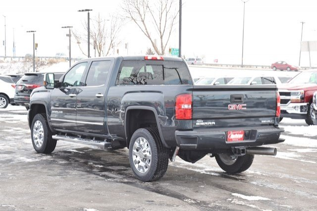 2018 Sierra 2500 Crew Cab 4x4 Pickup #18G611 - photo 2