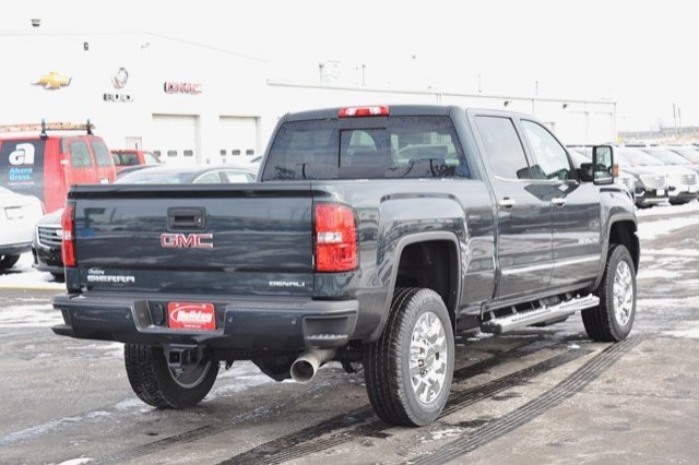 2018 Sierra 2500 Crew Cab 4x4 Pickup #18G611 - photo 6
