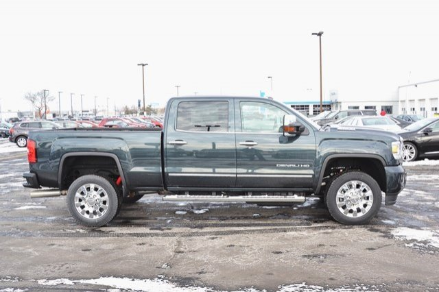 2018 Sierra 2500 Crew Cab 4x4, Pickup #18G611 - photo 7