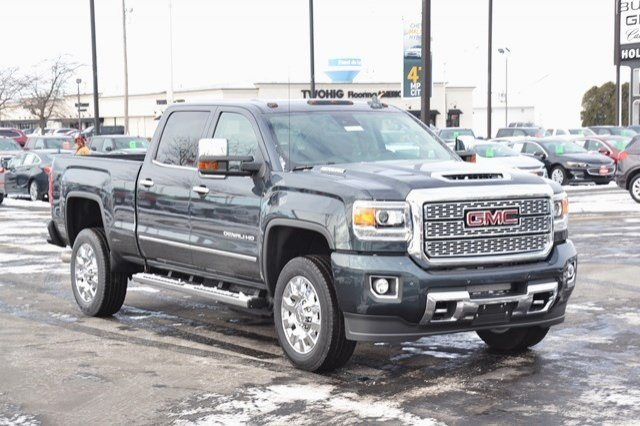2018 Sierra 2500 Crew Cab 4x4 Pickup #18G611 - photo 8