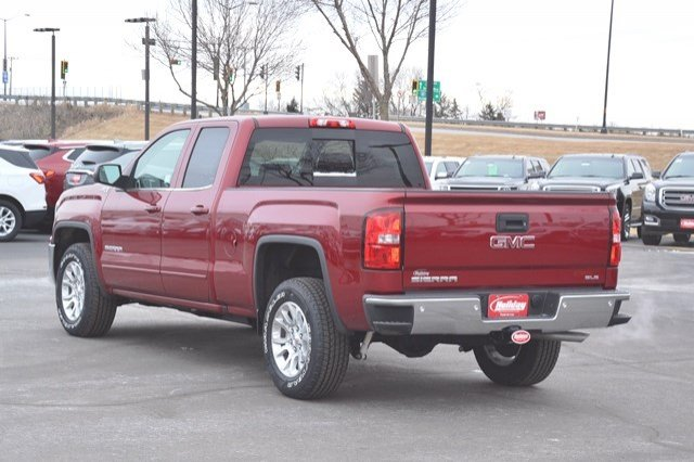 2018 Sierra 1500 Extended Cab 4x4, Pickup #18G612 - photo 2