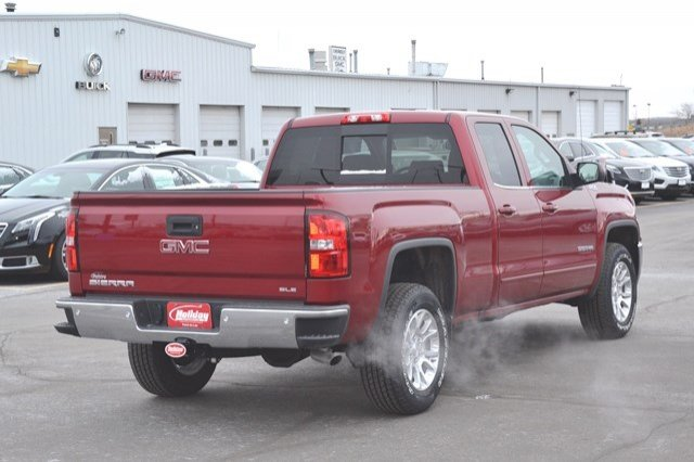 2018 Sierra 1500 Extended Cab 4x4, Pickup #18G612 - photo 6