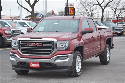 2018 Sierra 1500 Extended Cab 4x4, Pickup #18G612 - photo 3