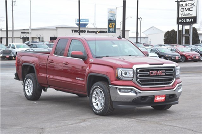 2018 Sierra 1500 Extended Cab 4x4, Pickup #18G612 - photo 8