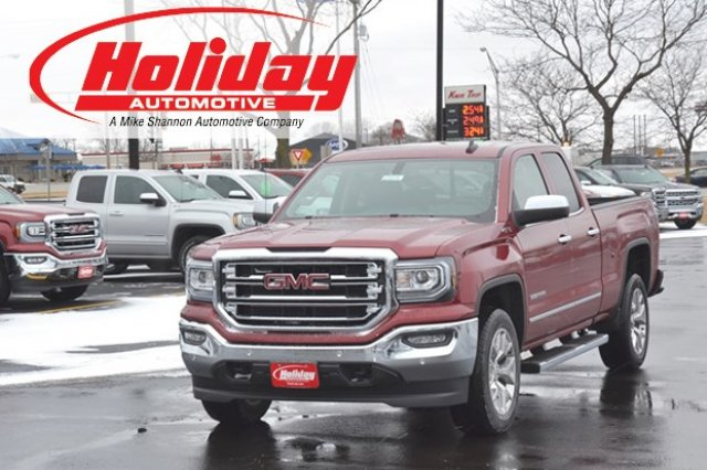 2018 Sierra 1500 Extended Cab 4x4, Pickup #18G616 - photo 1