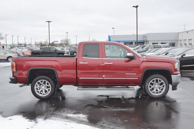 2018 Sierra 1500 Extended Cab 4x4, Pickup #18G616 - photo 7