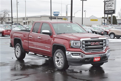2018 Sierra 1500 Extended Cab 4x4, Pickup #18G616 - photo 8