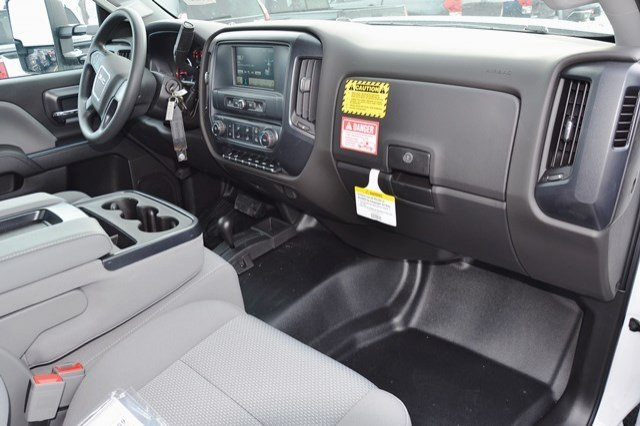 2018 Sierra 3500 Regular Cab DRW 4x4, Monroe Dump Body #18G637 - photo 17