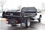 2018 Sierra 3500 Regular Cab DRW 4x4, Monroe MTE-Zee Dump Dump Body #18G637 - photo 6