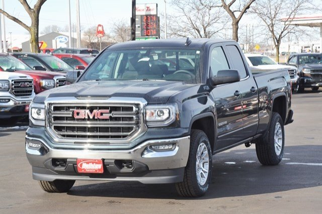 2018 Sierra 1500 Extended Cab 4x4, Pickup #18G701 - photo 3