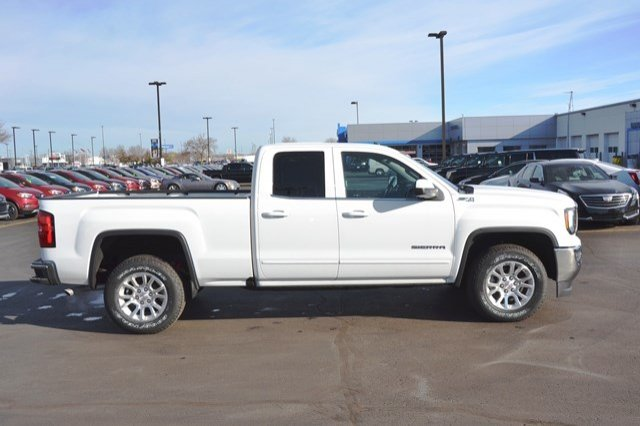 2018 Sierra 1500 Extended Cab 4x4,  Pickup #18G702 - photo 7