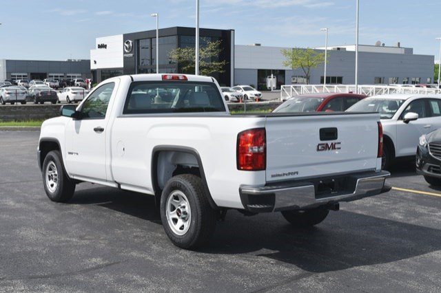 2018 Sierra 1500 Regular Cab 4x2,  Pickup #18G825 - photo 2