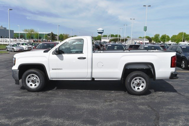 2018 Sierra 1500 Regular Cab 4x2,  Pickup #18G825 - photo 7