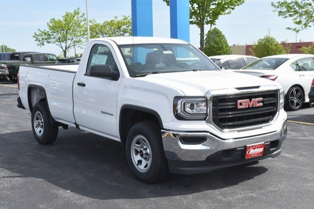2018 Sierra 1500 Regular Cab 4x2,  Pickup #18G825 - photo 8