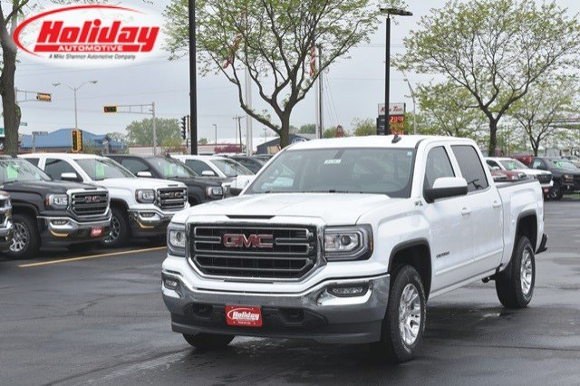 2018 Sierra 1500 Crew Cab 4x4,  Pickup #18G887 - photo 1