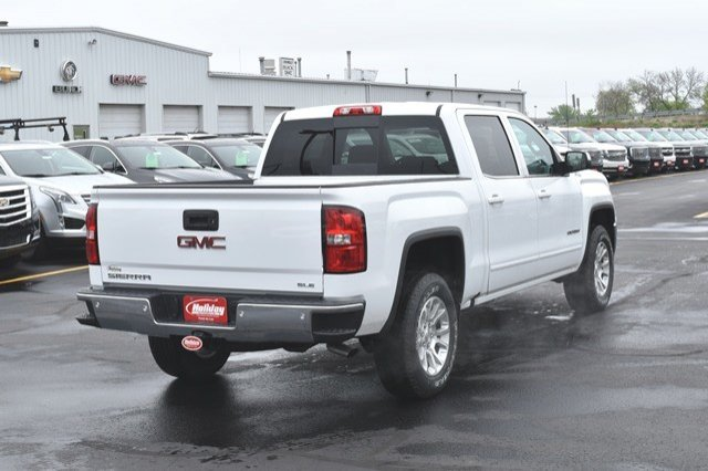 2018 Sierra 1500 Crew Cab 4x4,  Pickup #18G887 - photo 17
