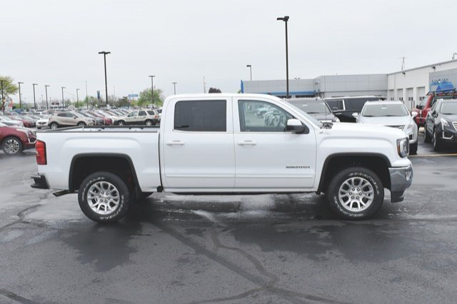 2018 Sierra 1500 Crew Cab 4x4,  Pickup #18G887 - photo 18