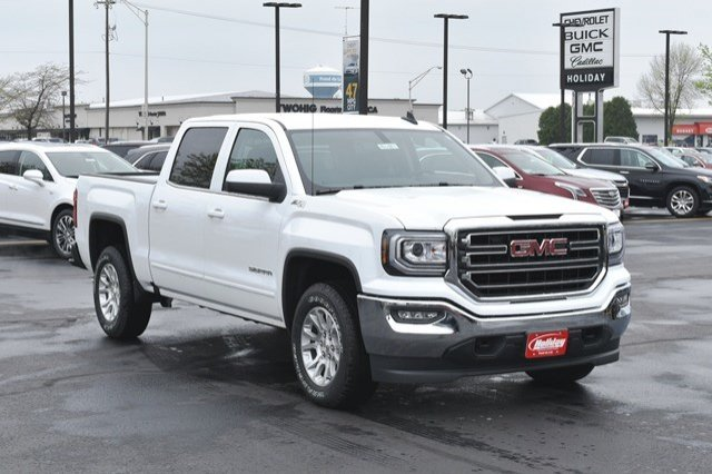 2018 Sierra 1500 Crew Cab 4x4,  Pickup #18G887 - photo 8