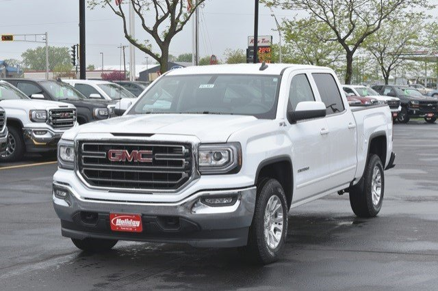 2018 Sierra 1500 Crew Cab 4x4,  Pickup #18G887 - photo 9