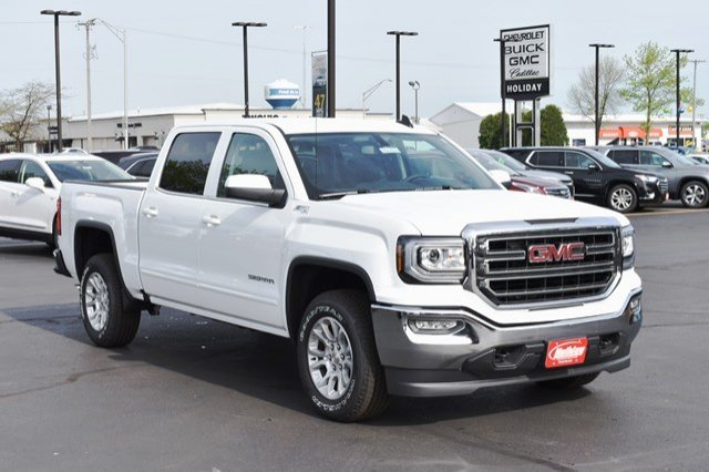 2018 Sierra 1500 Crew Cab 4x4,  Pickup #18G903 - photo 8