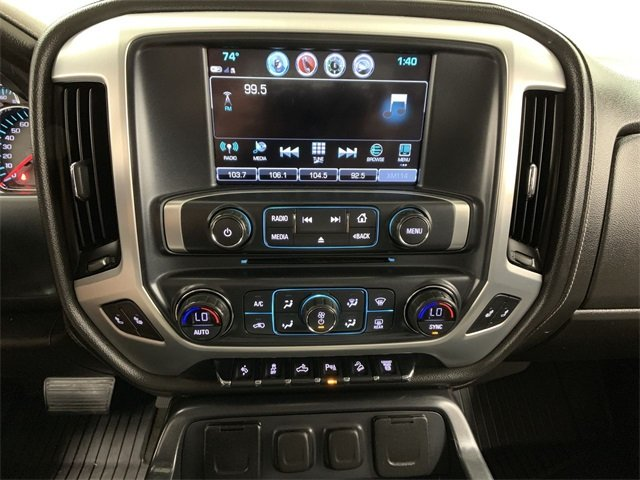 2017 Sierra 3500 Crew Cab 4x4,  Pickup #19F345A - photo 31