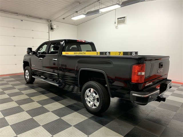 2017 Sierra 3500 Crew Cab 4x4,  Pickup #19F345A - photo 2