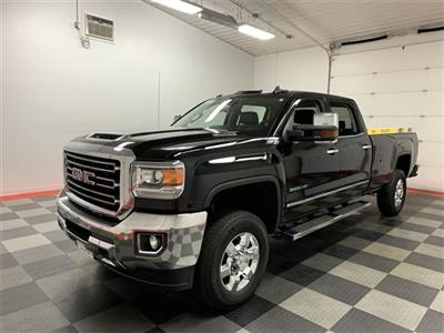 2017 Sierra 3500 Crew Cab 4x4,  Pickup #19F345A - photo 1
