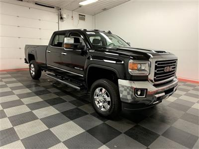 2017 Sierra 3500 Crew Cab 4x4,  Pickup #19F345A - photo 12