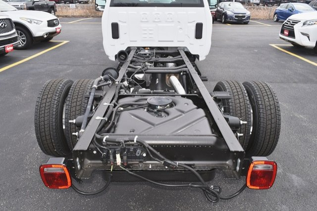 2019 Sierra 3500 Regular Cab DRW 4x4,  Cab Chassis #19G104 - photo 13